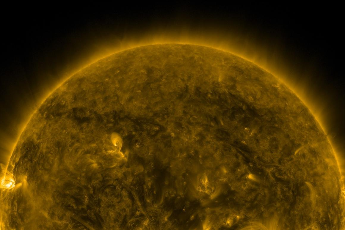 A new study suggests that the Sun may be heading towards a quiet period known as a Grand Minimum