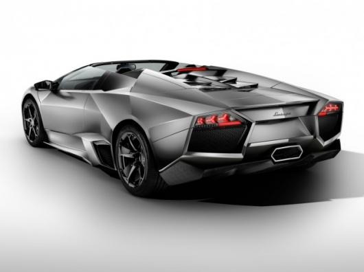 The Lamborghini Reventón Roadster will have a production run of less than 20 - order early to avoid disappointment