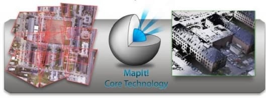 MapIt! technology