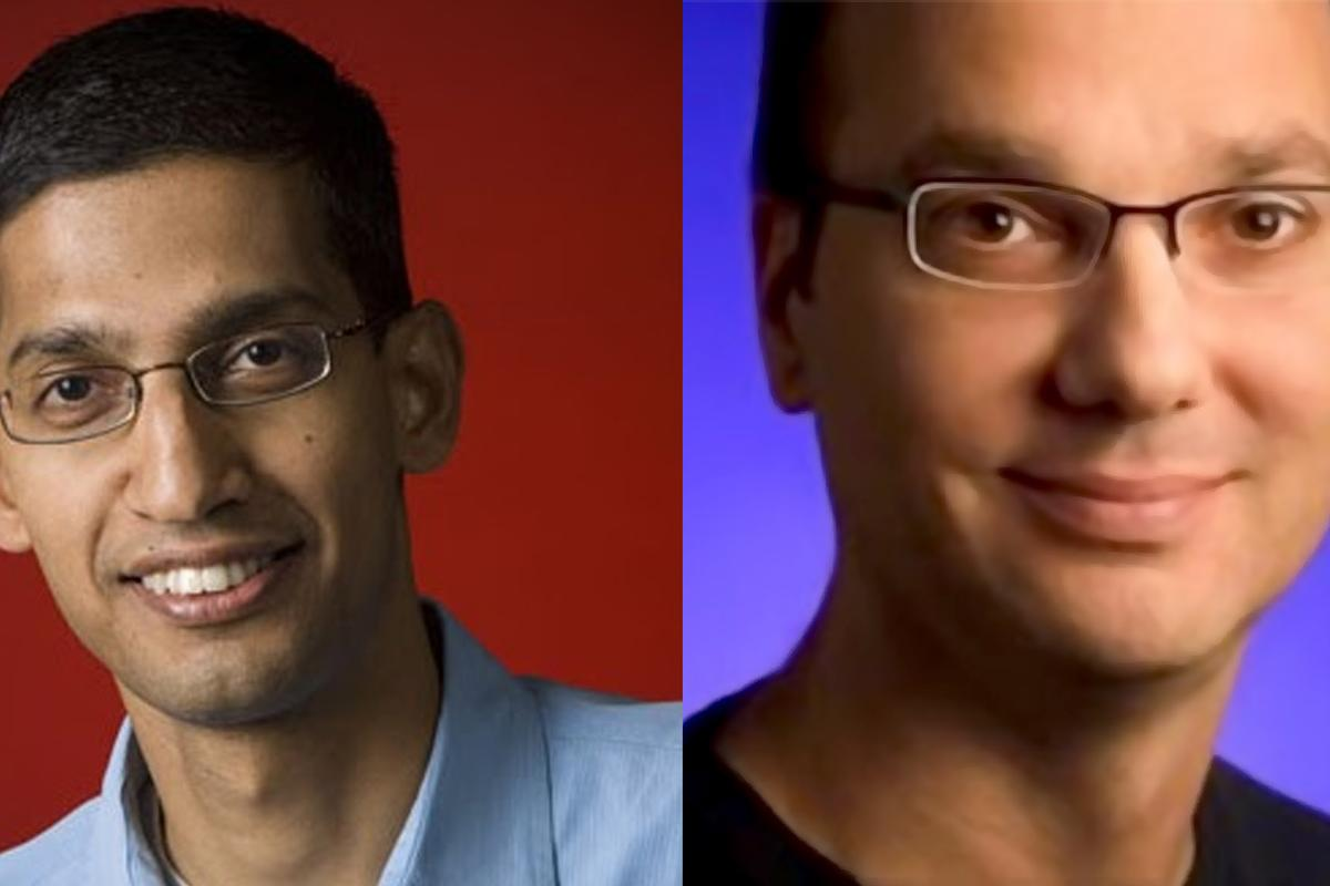 Google today announced that Sundar Pichai will replace Andy Rubin as head of Android