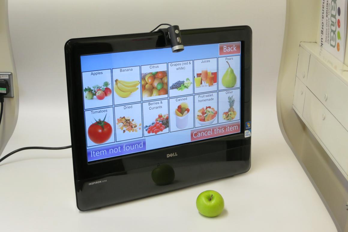 NANA combines the potential of webcams and touchscreen computing