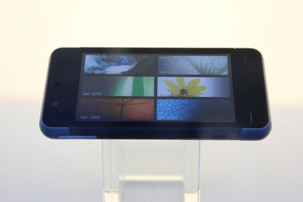 Look for Intel's Moorestown platform to power new smartphones starting in 2010