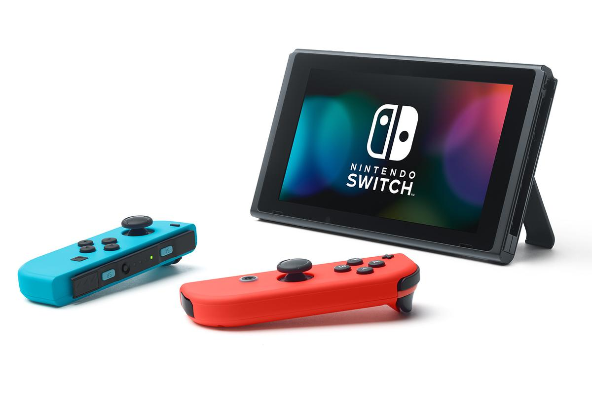 New Atlas goes handson with Nintendo's new console, the Switch