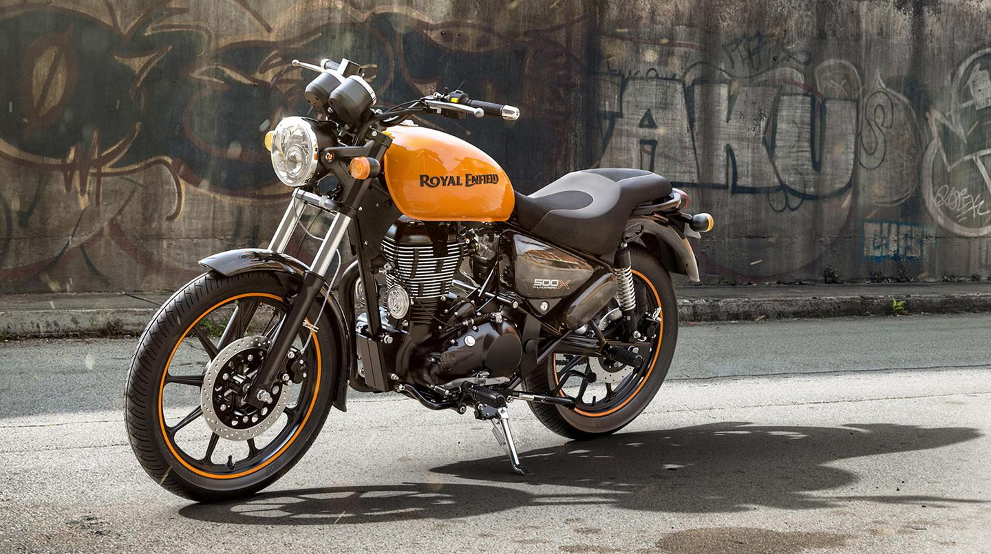 The Thunderbird X attempts to breathe new life to Royal Enfield's Thunderbird series