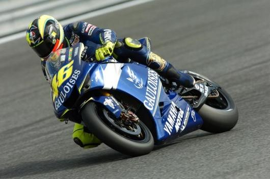 Valentino Rossi was not on the pace on the day, but as usual optimised his result and extended the championship lead
