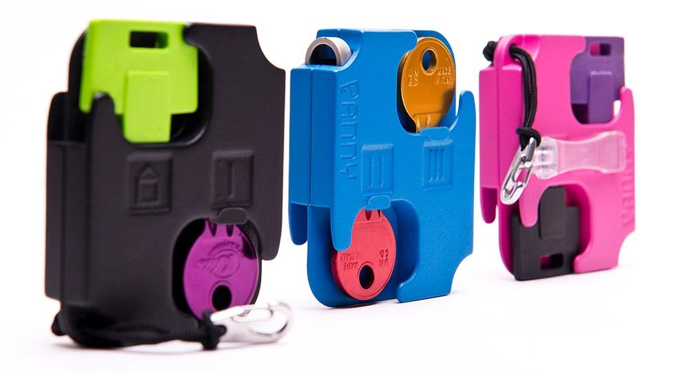 Panny offers an alternative to the traditional keychain