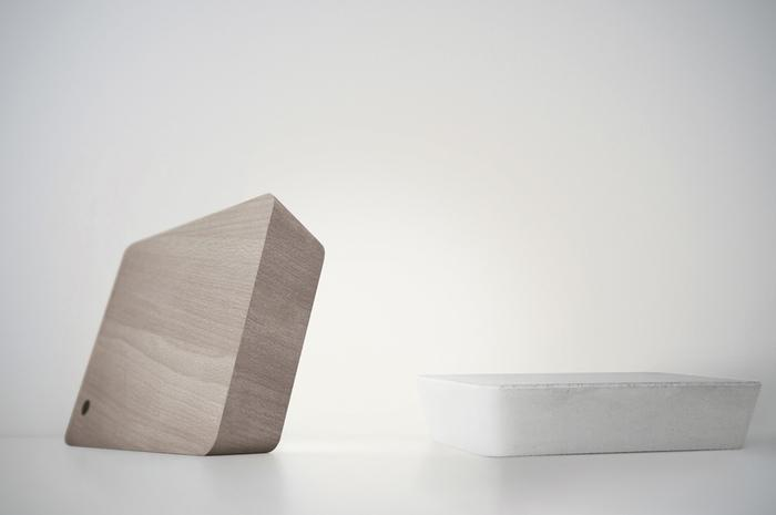 Brick Lamp can be used in a number of different ways