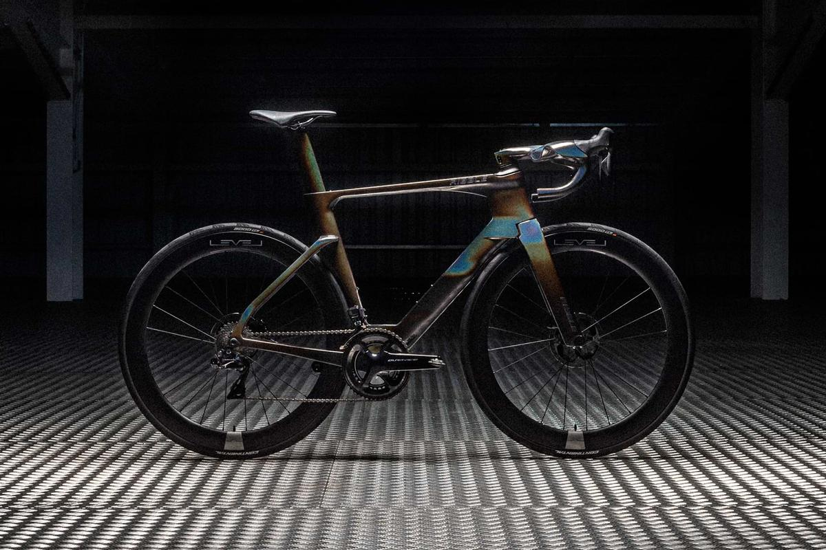 The Ribble Ultra SL R debuts after three years of R&D
