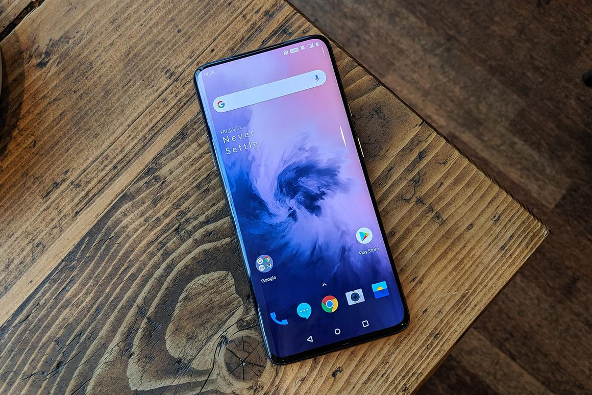 The OnePlus 7 Pro launched alongside the OnePlus 7