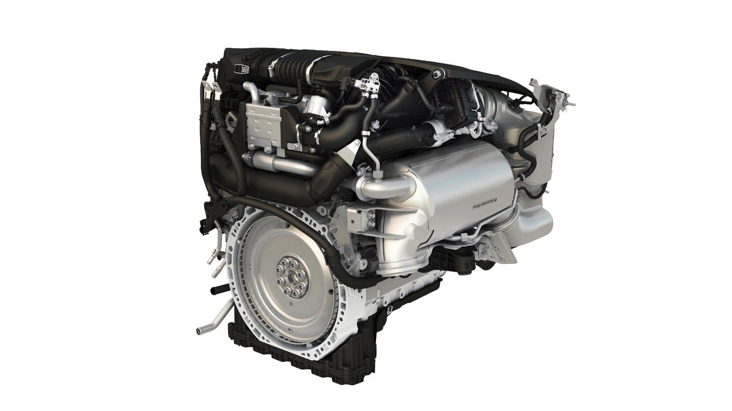Mercedes Diesel Engines >> Mercedes Benz To Premiere New Diesel Engine Family In New E