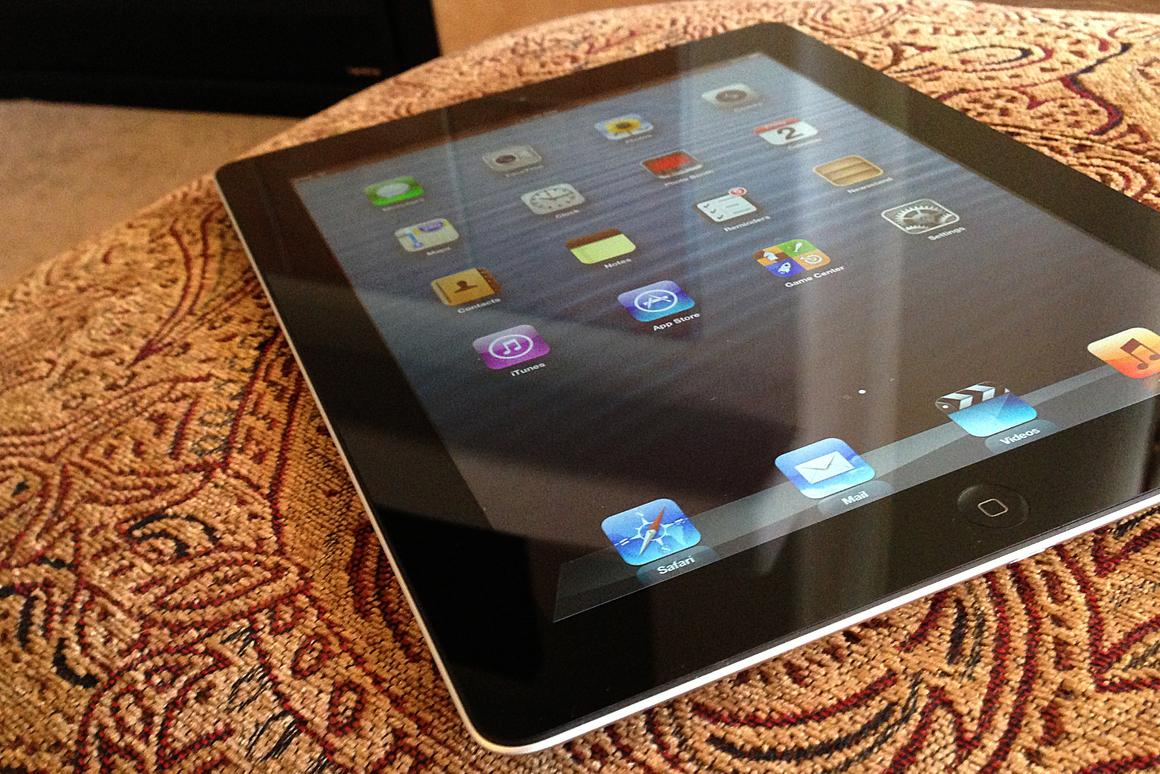 We review the new 4th-generation iPad with Retina Display