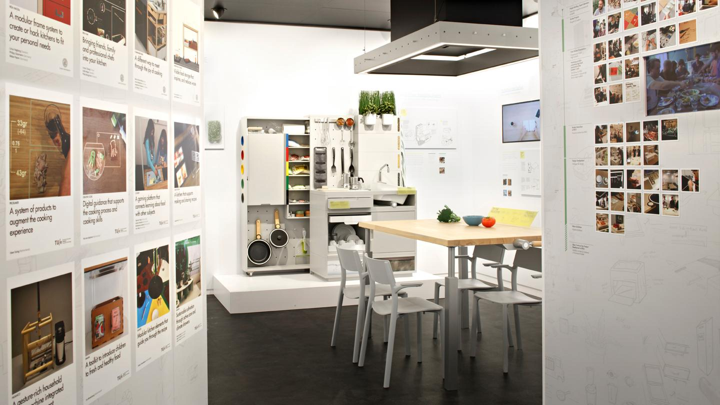 The Ikea Concept Kitchen 2025 is based on assumptions about the world of the next decade