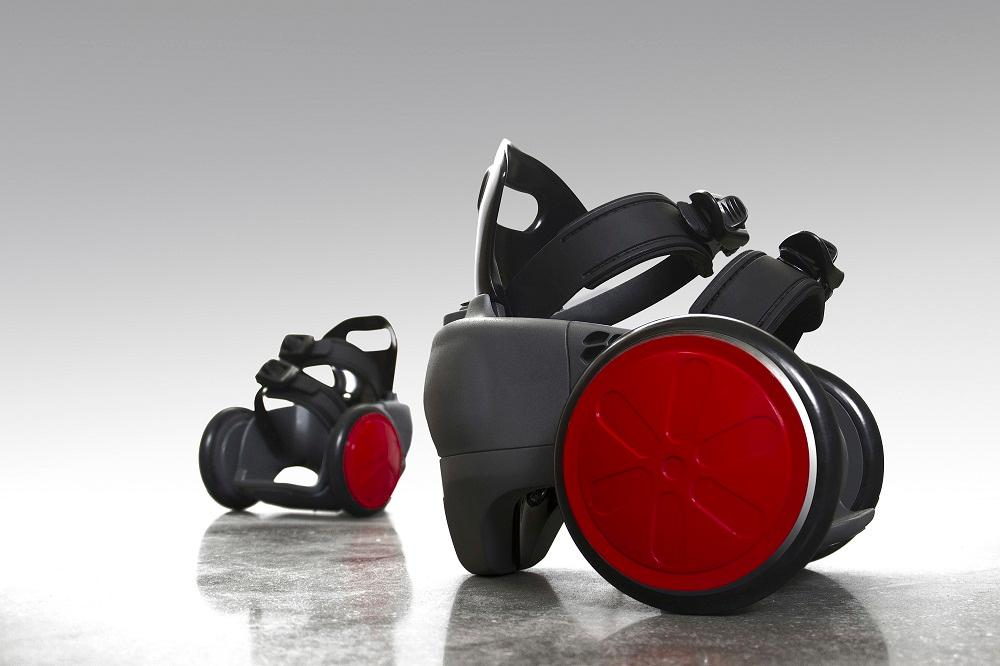 spnKiX - motorized skates capable of speeds up to 8 mph - are now available to order