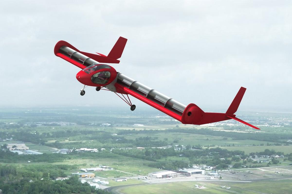 The FanWing company has announced that it plans to debut a piloted version of its rotary fan-powered aircraft next year
