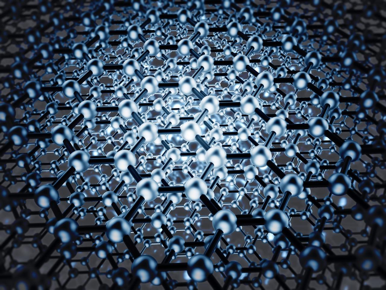 Researchers have developed a new graphene production technique thatcuts the amount of solvent required by up to half