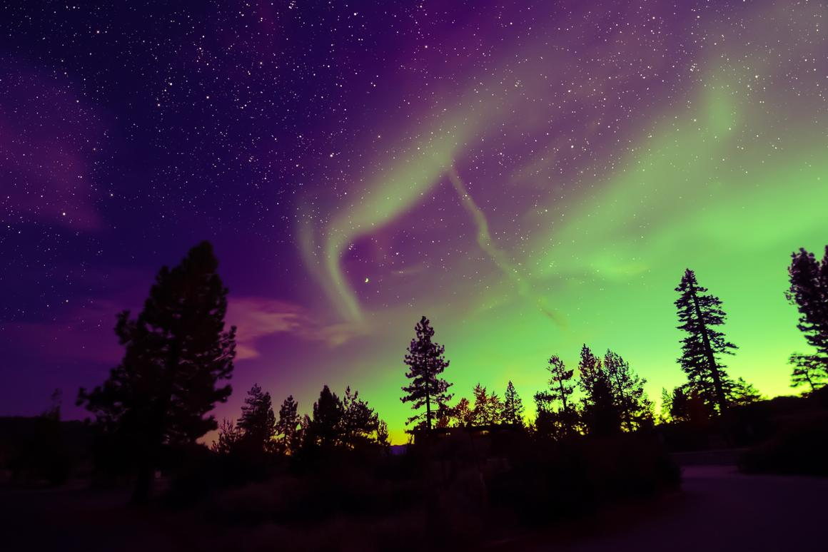 In addition to forming the plasma jets, Birkeland currents also contribute to theaurora borealis or northern lights