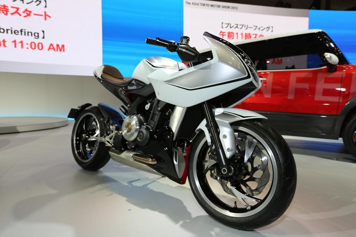 The Suzuki Recursion prototype (Photo: Mike Hanlon / Gizmag.com)