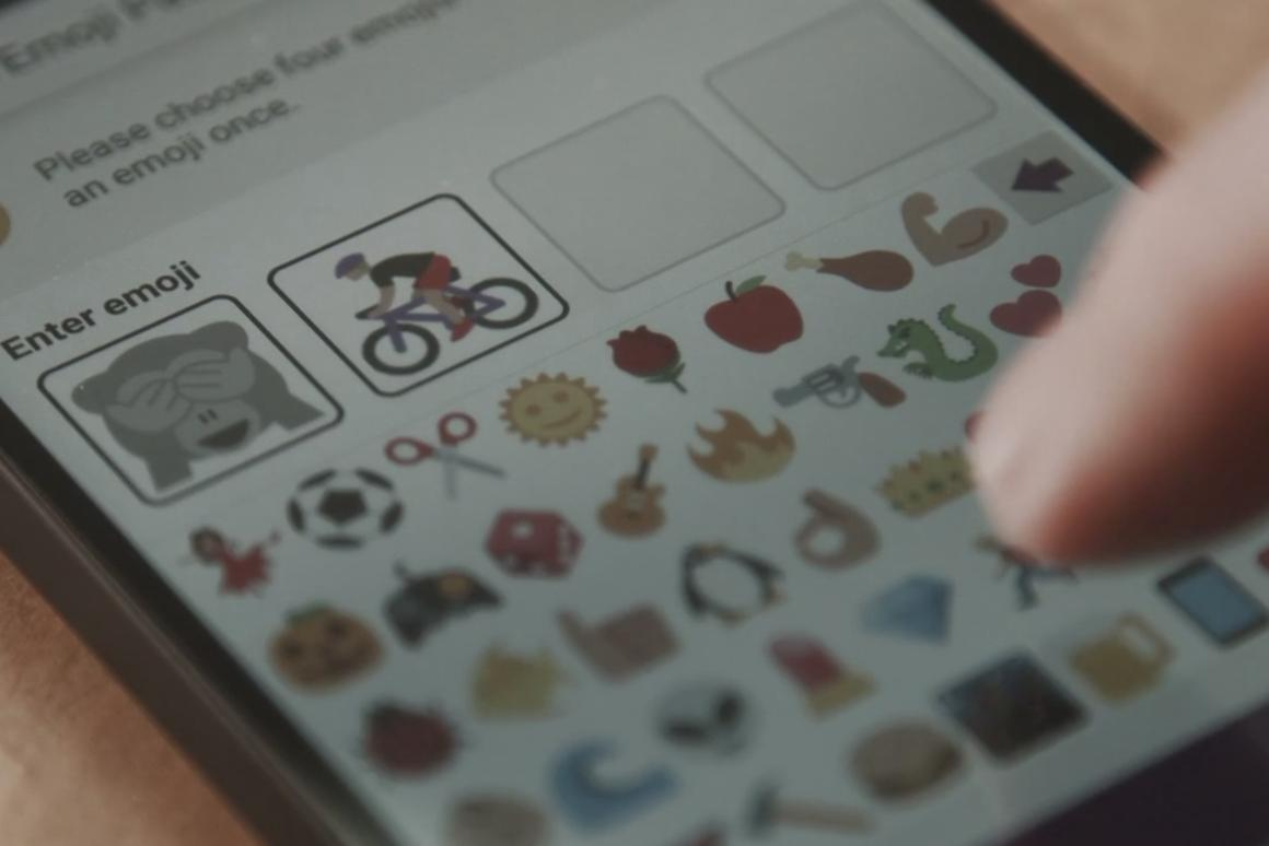 Intelligent Environments' Emoji Passcode swaps numbers for pictures, making your PIN easier to remember but harder to crack