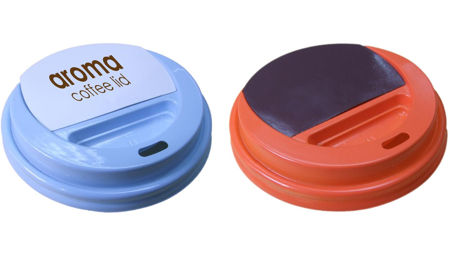 Mint Urban Technologies has introduced an aromatic coffee lid for take-away cups, which it claims improves the taste of coffee by enhancing its bouquet