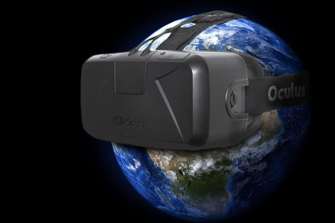 Gizmag looks at some ways that the Oculus Rift and virtual reality could change our world (Base image: MarcelClemens/Shutterstock)