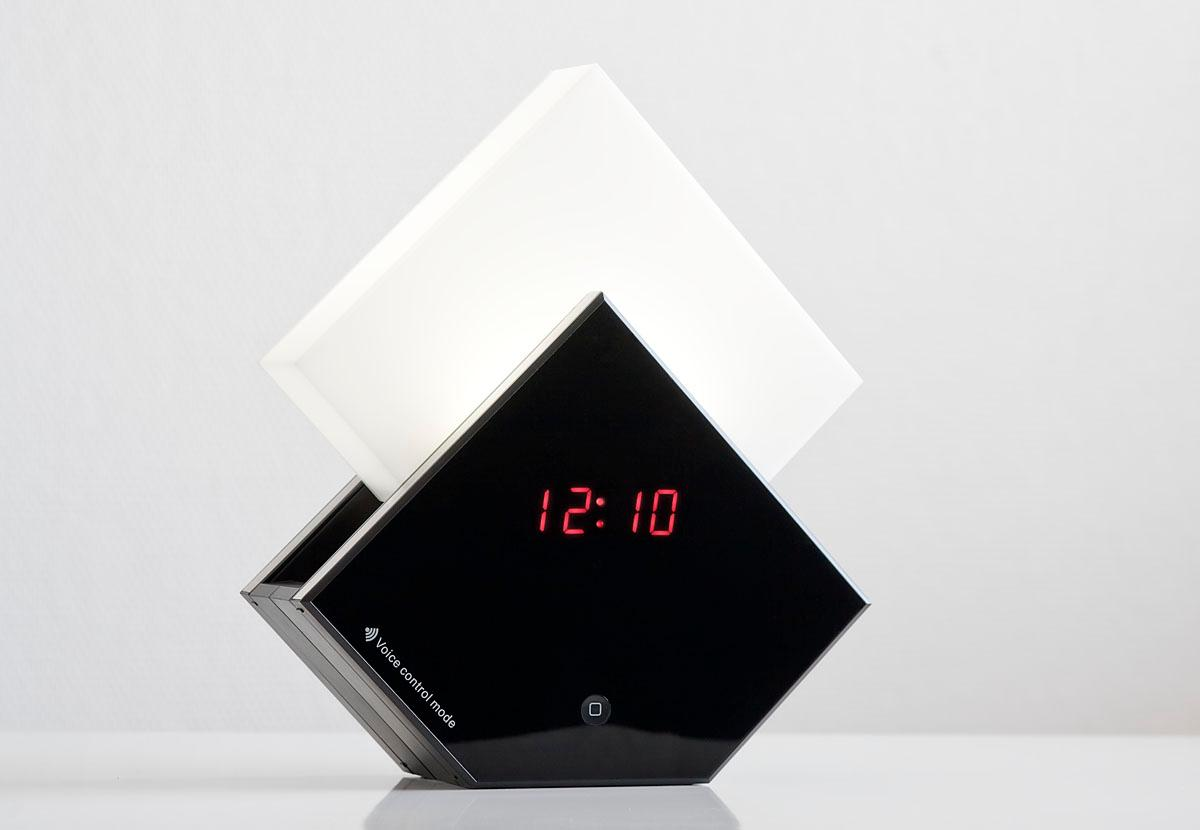 The Aurora Wake-Up Light also plays nature sounds