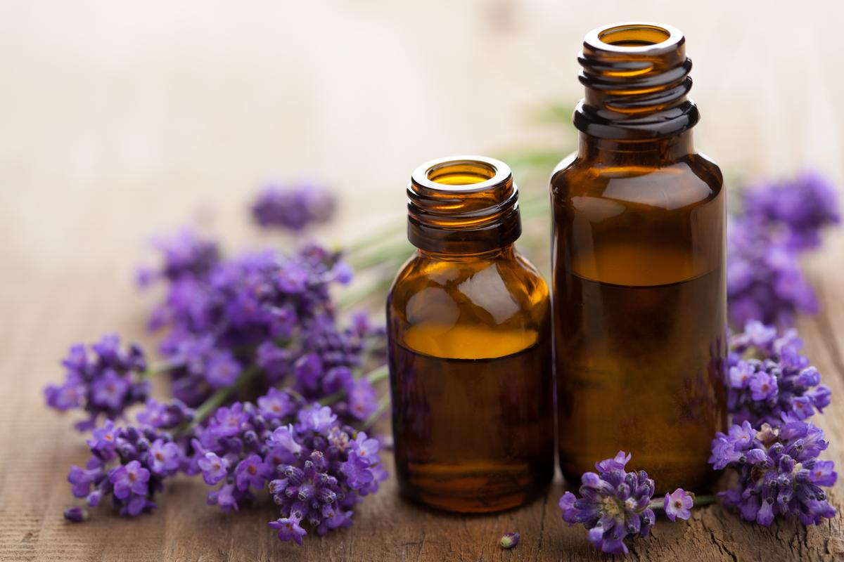 The beta-carophyllene found in plants such as lavender produces an anti-inflammatory response in the body