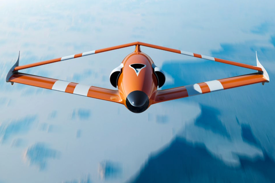 Plans call for FLY-R's jet-powered R2-HSTD to fly at speeds of up to Mach 0.65