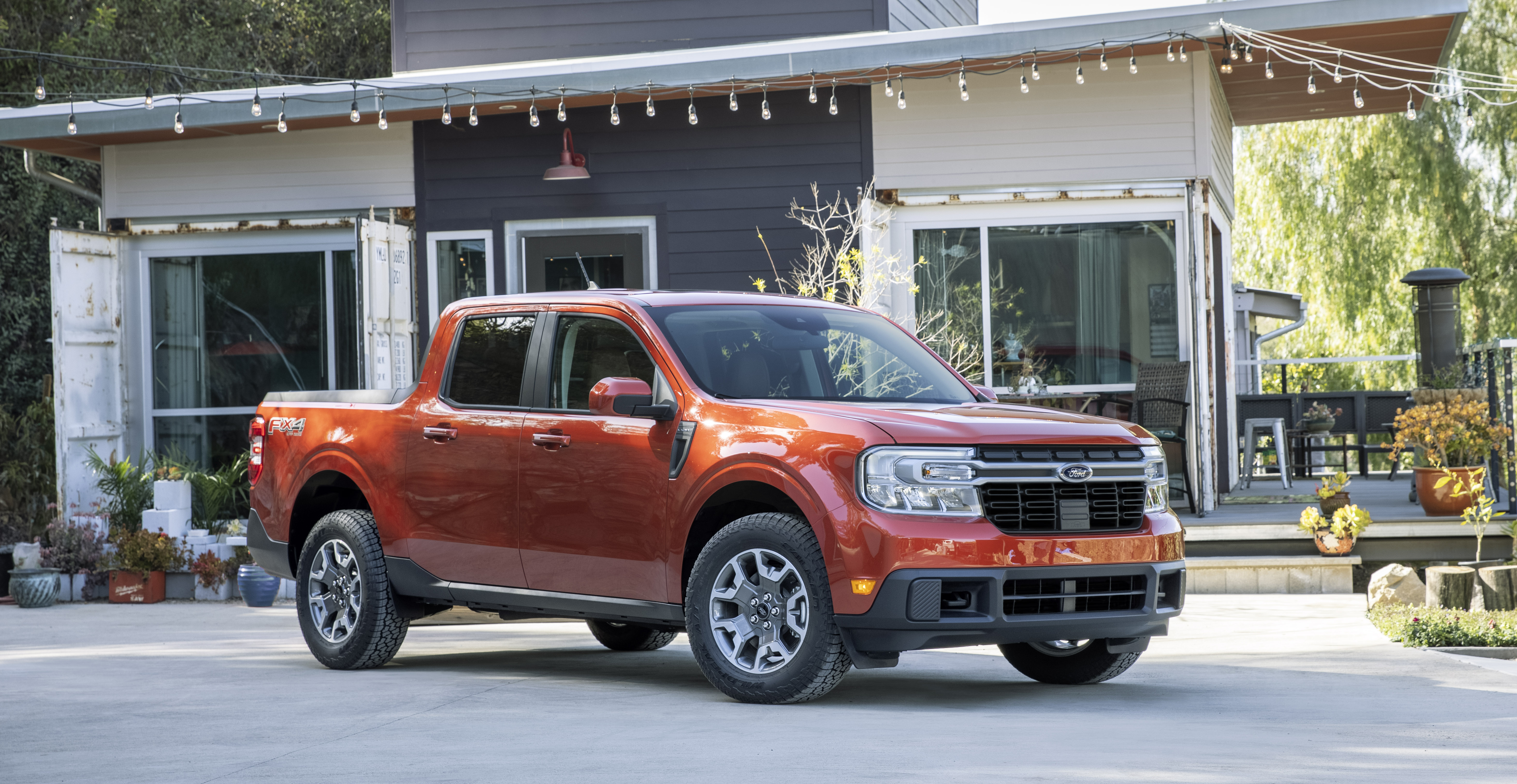 The 2022 Ford Maverick will be the first standard hybrid pickup truck in America and reportedly the most fuel-efficient truck on the market