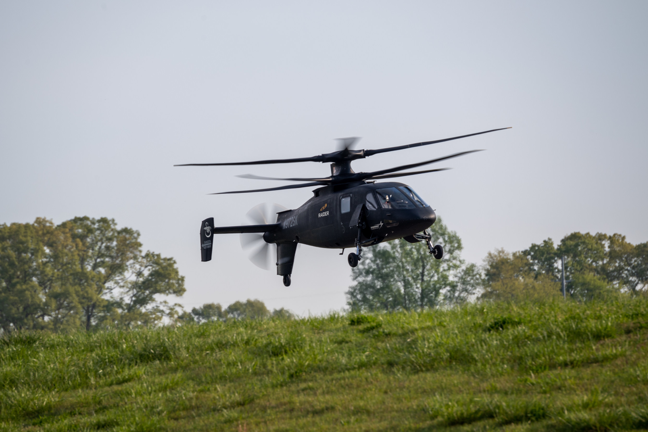 Sikorsky has been flying and testing X2 Technology for more than a decade, accumulating nearly 500 hours