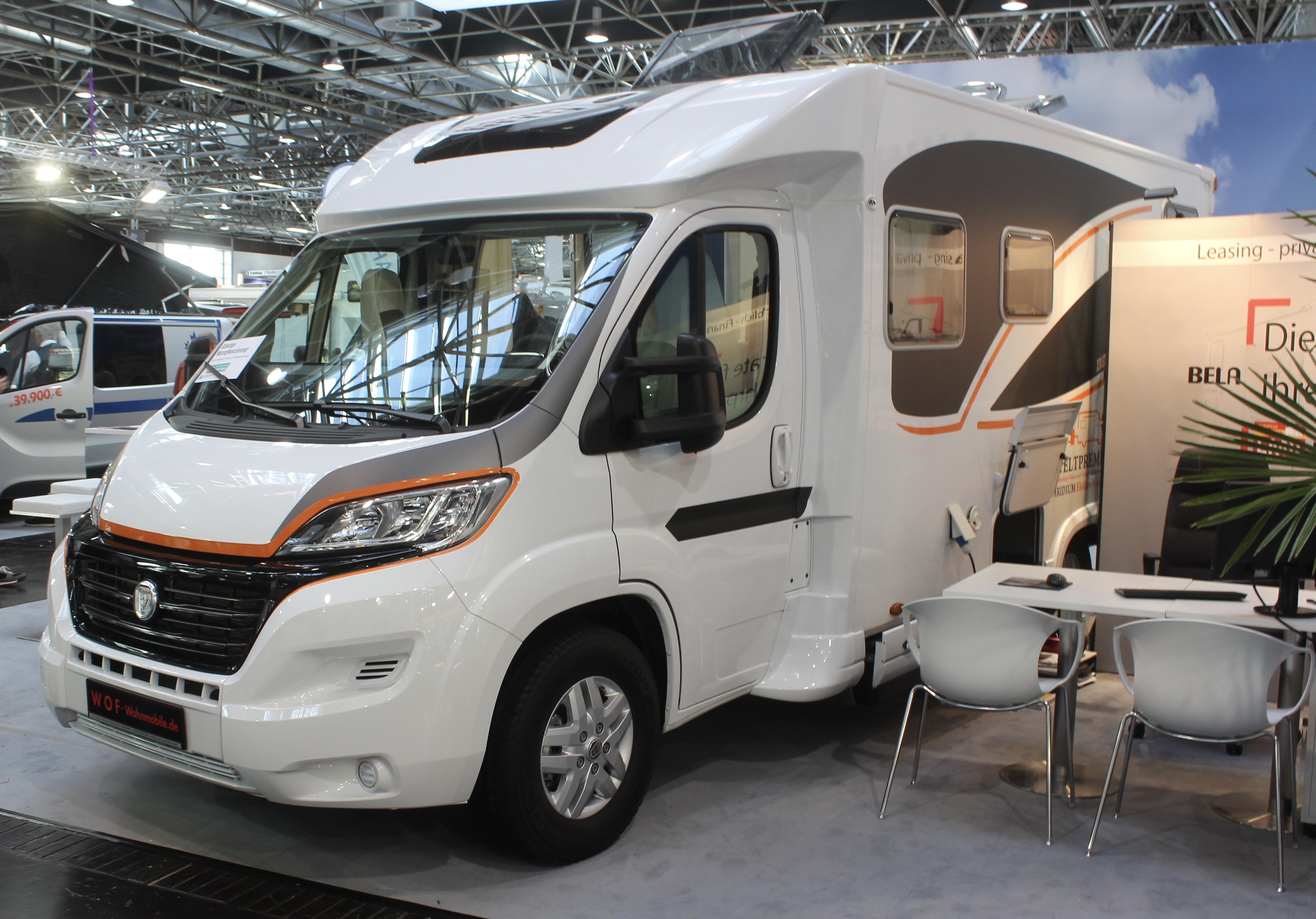 World's first electric motorhome gets more range