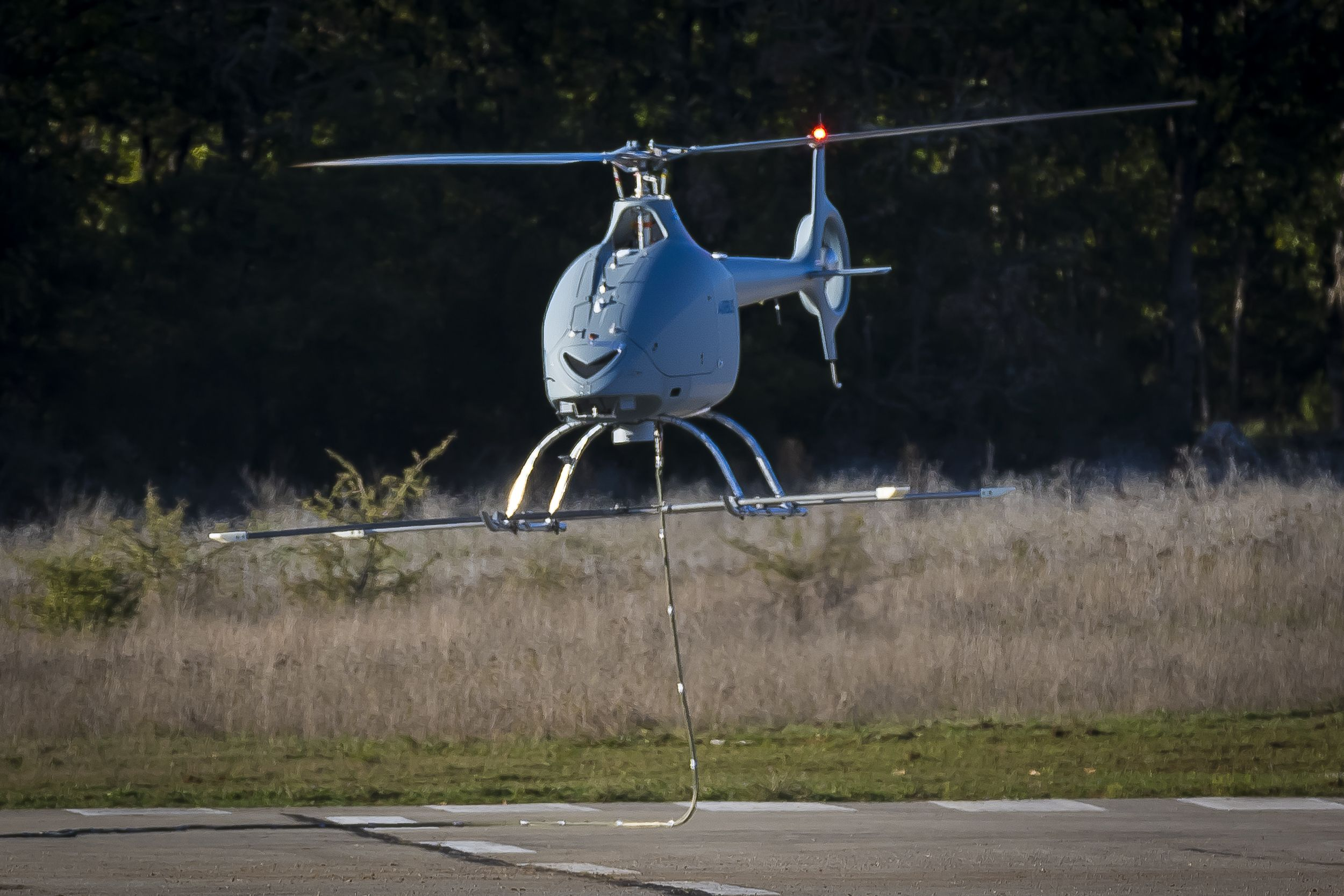 Airbus' VSR700 drone copter prototype makes maiden flight