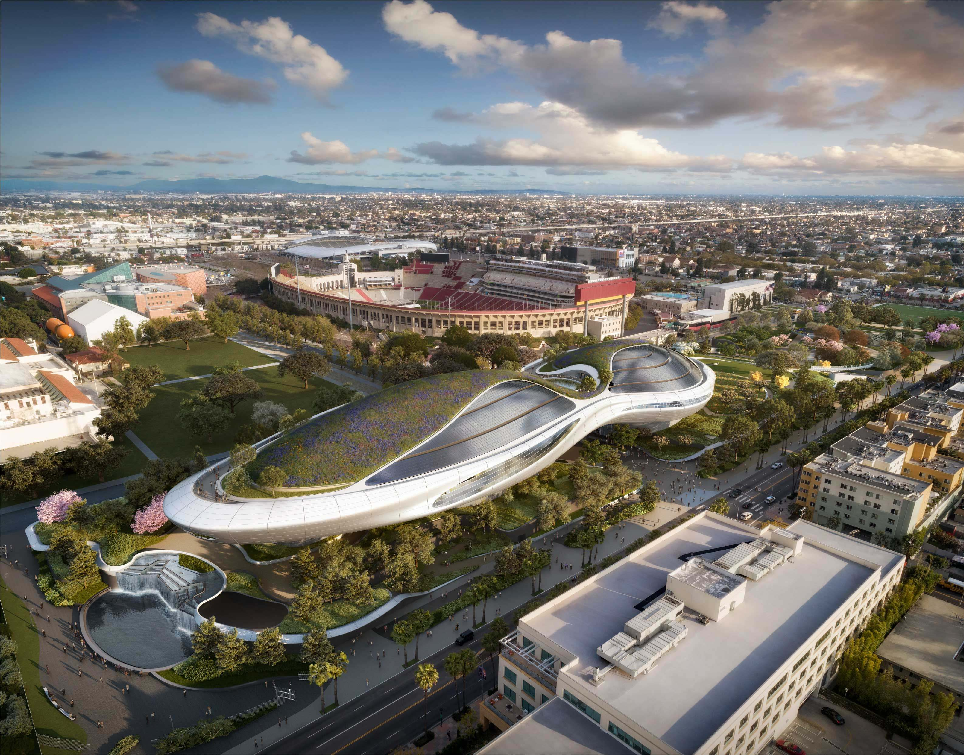 The Lucas Museum of Narrative Art is one of five exciting projects we're looking forward to in 2021