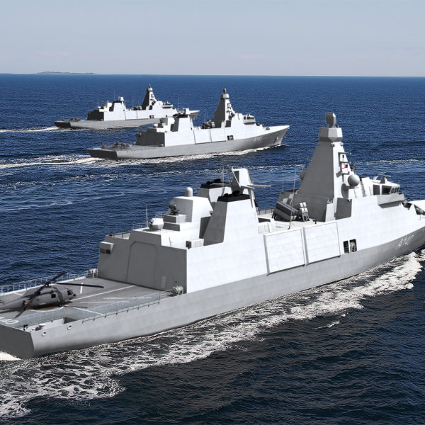 UK selects design for Type 31 frigate