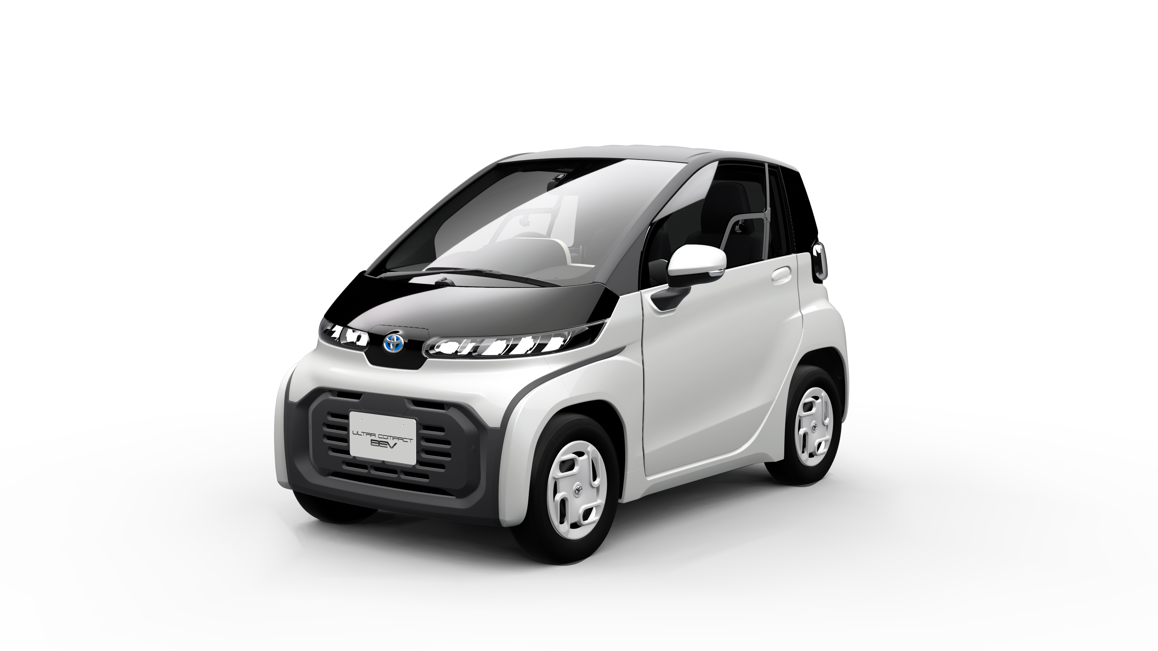 Toyota's minuscule electric city car prepares for 2020 debut