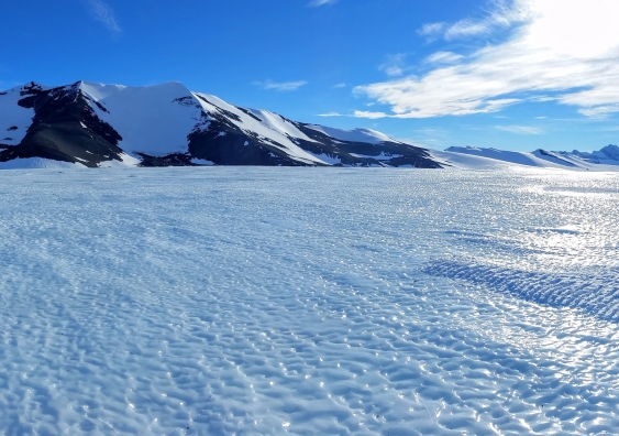 Scientists at Australia's University of New South Wales Sydney set out to study the behavior of the West Antarctic Ice Sheet during a period known as the Last Interglacial
